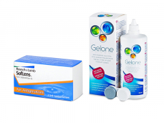 SofLens Toric (3 lenses) + Gelone Solution 360 ml
