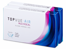 TopVue Air Multifocal (6 lenses)