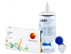 Proclear Toric XR (6 lenses) +Laim Care Solution 400 ml