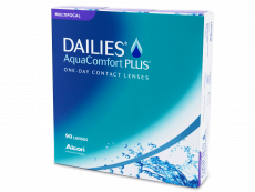 Dailies AquaComfort Plus Multifocal (90 lenses)