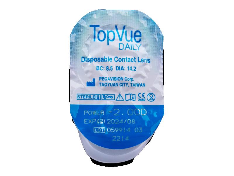 TopVue Daily (90lenses)
