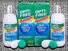 OPTI-FREE RepleniSH Solution 2x300ml