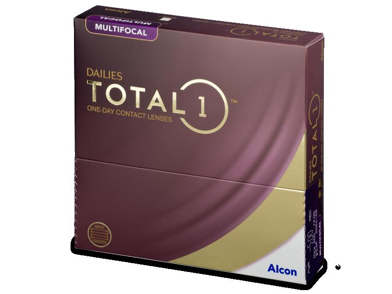 Dailies TOTAL1 Multifocal (90 lenses)