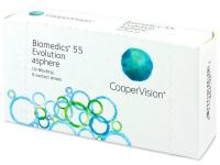 Alensa.com.mt - Contact lenses - Biomedics 55 Evolution