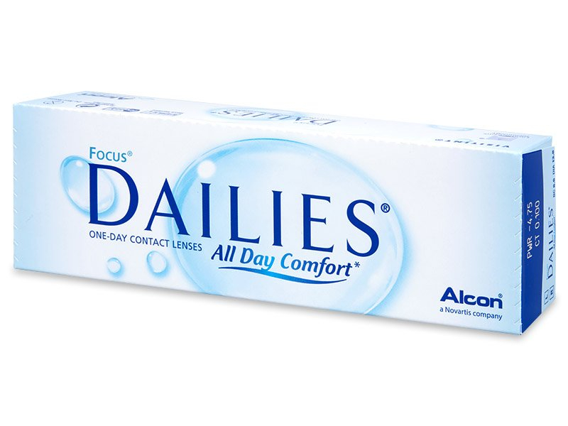 Focus Dailies All Day Comfort (30 lenses)