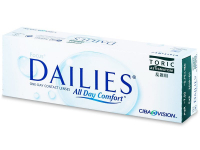 Alensa.com.mt - Contact lenses - Focus Dailies Toric
