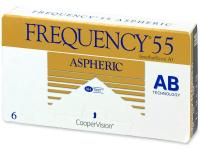 Alensa.com.mt - Contact lenses - Frequency 55 Aspheric