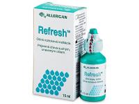 Alensa.com.mt - Contact lenses - Refresh Eye Drops 15ml