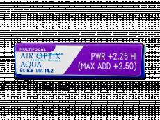 Air Optix Aqua Multifocal (3lenses)