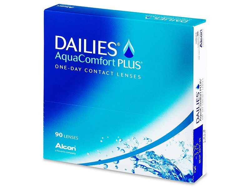 Dailies AquaComfort Plus (90 lenses)
