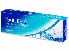 Dailies AquaComfort Plus (30 lenses)
