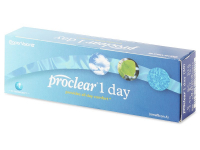 Proclear 1 Day (30lenses)