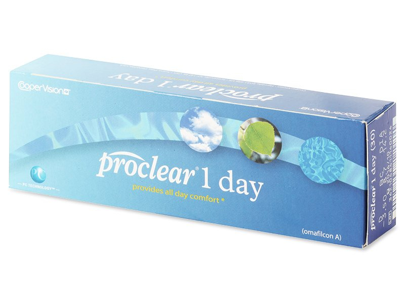 Proclear 1 Day (30 lenses)