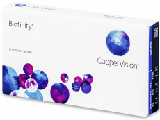 Biofinity (6lenses)