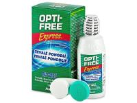 Alensa.com.mt - Contact lenses - OPTI-FREE Express Solution 120ml