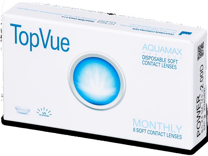 TopVue Monthly (6lenses)