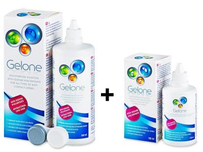 Gelone Solution 360ml +100mlfor FREE