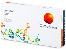 Proclear Toric (6 lenses)