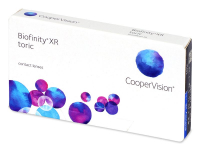 Alensa.com.mt - Contact lenses - Biofinity XR Toric