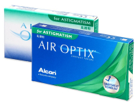 Alensa.com.mt - Contact lenses - Air Optix for Astigmatism