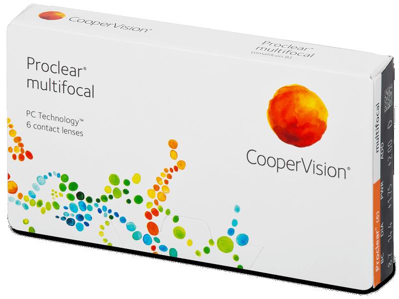 Proclear Multifocal (6lenses)